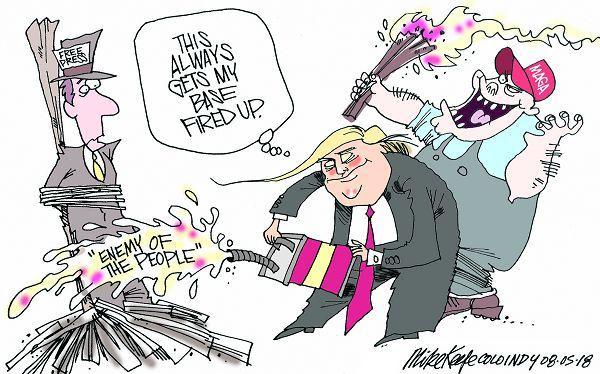 Base - Mike Keefe Cartoon